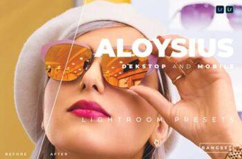 Aloysius Desktop and Mobile Lightroom Preset R8W9YFT 4
