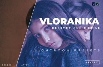 Vloranika Desktop and Mobile Lightroom Preset DFQESZD 2