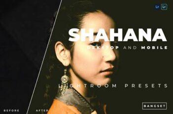 Shahana Desktop and Mobile Lightroom Preset D6GACE5 5