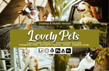 Lovely Pets Lightroom Presets 5157310 3