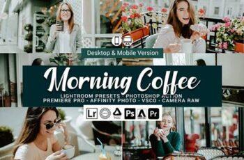 Morning Coffee Lightroom Presets 5157329 5