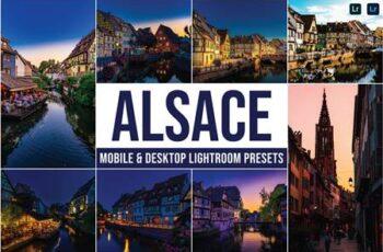 Alsace Mobile and Desktop Lightroom Presets H2UGG5S 6