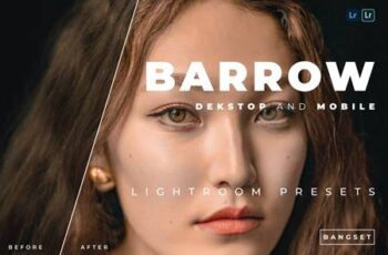 Barrow Desktop and Mobile Lightroom Preset Z2PRZ8F 2
