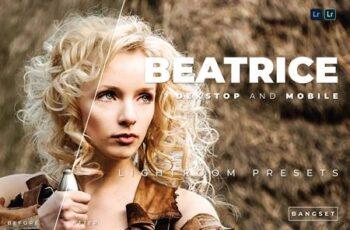 Beatrice Desktop and Mobile Lightroom Preset A9FY7QV 3
