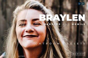 Braylen Desktop and Mobile Lightroom Preset 9GTRKM2 4