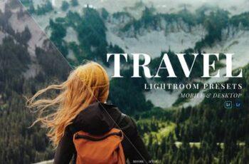 Travel Mobile and Desktop Lightroom Presets DDS5V5Z 2