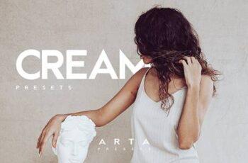 ARTA Cream Presets For Mobile and Desktop FJ8RQHE 5