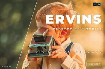 Ervins Desktop and Mobile Lightroom Preset NASCSDW 7