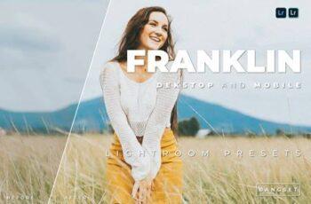 Franklin Desktop and Mobile Lightroom Preset UCDXBH2 4