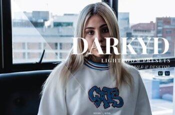 Darkyd Mobile and Desktop Lightroom Presets XD242XW 5