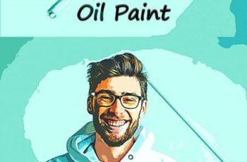 Retro Oil Paint - Photoshop Action 30503868 5