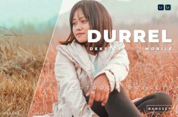 Durrel Desktop and Mobile Lightroom Preset 78ZTDQC 6