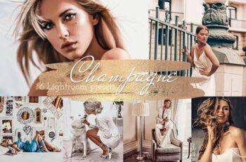 Champagne - Bundle Lightroom Presets 5874572 3