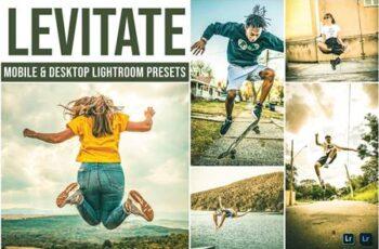 Levitate Mobile and Desktop Lightroom Presets FUBB4R5 5