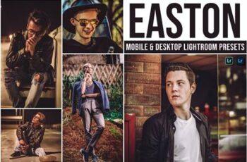 Easton Mobile and Desktop Lightroom Presets AANHZXS 5