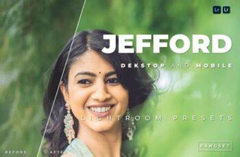 Jefford Desktop and Mobile Lightroom Preset 3FHPGZP 7