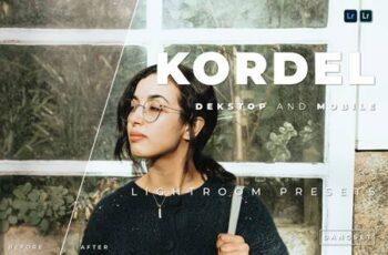 Kordel Desktop and Mobile Lightroom Preset BZ6B86R 4