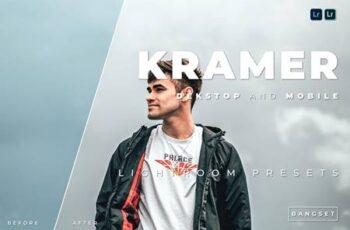 Kramer Desktop and Mobile Lightroom Preset FRKWAWT 4