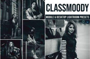 Classmoody Mobile and Desktop Lightroom Presets B3N8BAZ 4