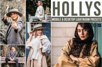 Hollys Mobile and Desktop Lightroom Presets DAEAUFH 4