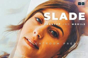 Slade Desktop and Mobile Lightroom Preset DF27V4M 6