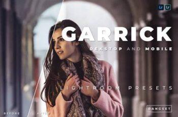 Garrick Desktop and Mobile Lightroom Preset E9XGTXE 7