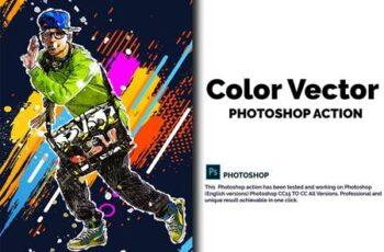 Color Vector Photoshop Action 5817773 6