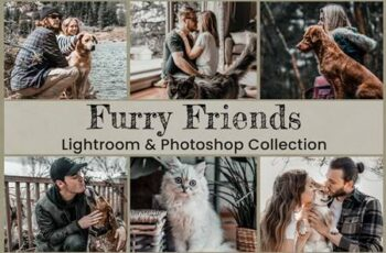 15 Furry Friends Collection 6204182 4
