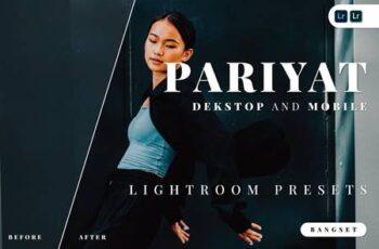 Pariyat Desktop and Mobile Lightroom Preset JVVFKC6 5