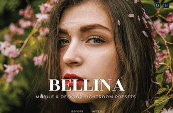 Bellina Mobile and Desktop Lightroom Presets 8WMYZ44 4