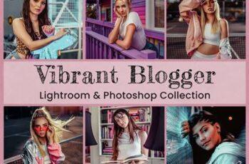 15 Vibrant Blogger Colection 6221128 3