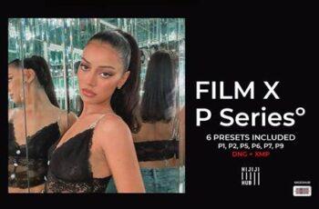 Film X P-Series Lightroom Presets 6116812 4