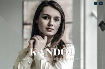 Kandou Mobile and Desktop Lightroom Presets N7W2JAH 7