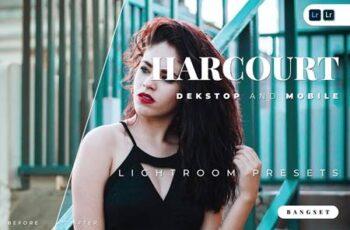 Harcourt Desktop and Mobile Lightroom Preset FBHW4YS 4