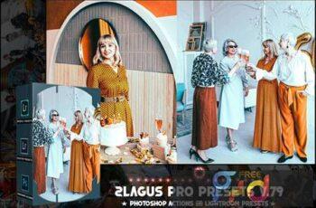 PRO Presets - V 87 - Photoshop & Lightroom Q34D3GV 6