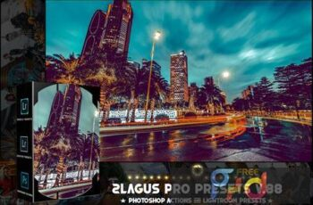 PRO Presets - V 88 - Photoshop & Lightroom QLRVKMS 6