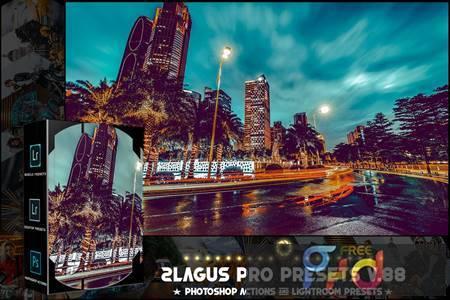 PRO Presets - V 88 - Photoshop & Lightroom QLRVKMS 1