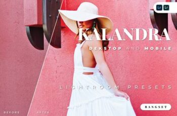 Kalandra Desktop and Mobile Lightroom Preset KXQEF27 7