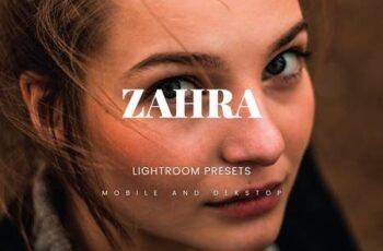 Zahra Lightroom Presets Dekstop and Mobile BCT2NYU 2