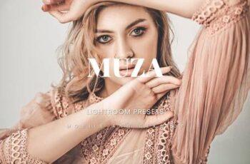 Muza Lightroom Presets Dekstop and Mobile 223E246 5