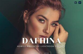 Dafhina Mobile and Desktop Lightroom Presets Q2BC2YT 5