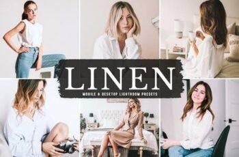 Linen Pro Lightroom Presets 6235019 5