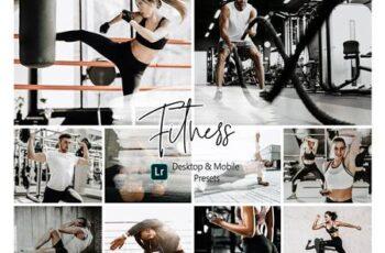 10 Fitness Lightroom Presets 6085507 7