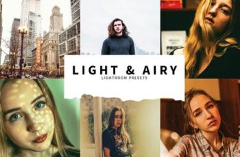 10 Light & Airy Lightroom Presets 5978571 3