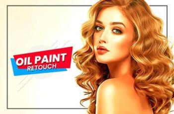 Oil Paint Retouch 6152691 5