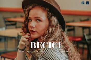 Becici Mobile and Desktop Lightroom Presets 74AGH9M 5