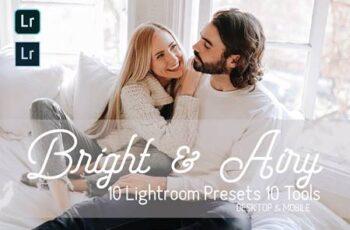 Bright & Airy Lightroom Presets 3505976 4