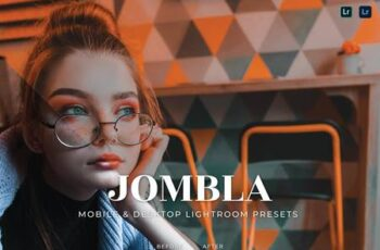 Jombla Mobile and Desktop Lightroom Presets UUQLLU4 5