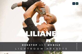 Liliane Desktop and Mobile Lightroom Preset KPBVWFH 6