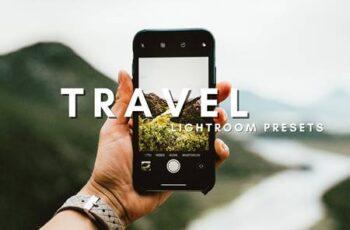 Travel Lightroom Presets XMP & DNG 6207053 2